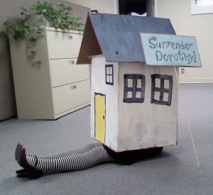 Surrender Dorothy!