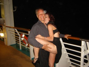 Bite on the cruise